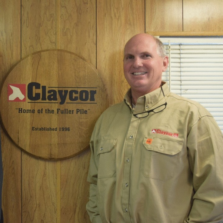 Andrew Fuller of Claycor Contractors, Inc